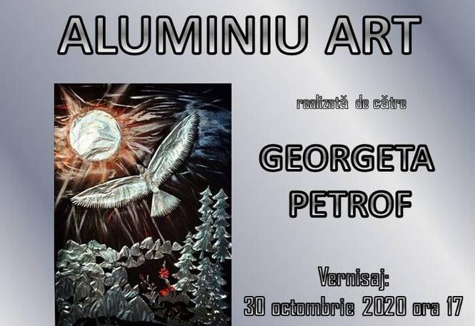 """""""Aluminium ART"""" la Biblioteca Județeană """"Panait Cerna"""" Tulcea"""
