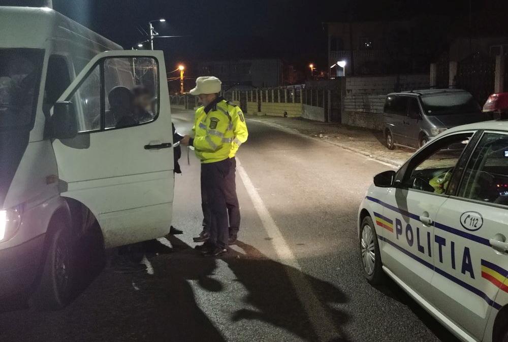 S-au înmulțit misiunile de noapte ale poliției. Mulți tulceni încă iau în râs măsurile impuse de codul roșu