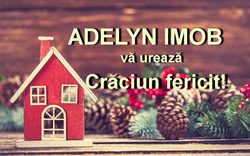 ADELYN IMOB vă urează sărbători fericite!
