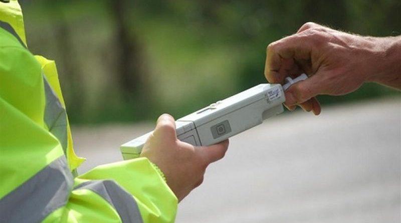 Şofer prins la Pardina cu o alcoolemie de 1,36 la mie