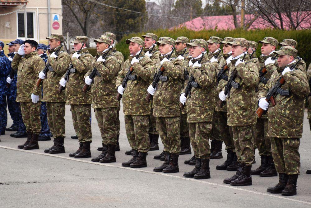 Noi infanterişti marini se pregătesc la Babadag pentru a deveni adevăraţi profesionişti
