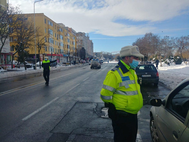 Acţiuni de prevenire ale poliţiştilor