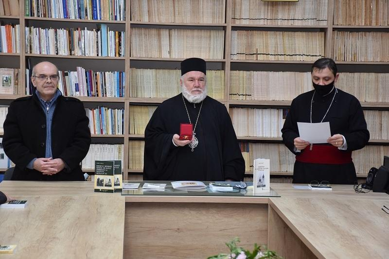 Lansare de carte la Seminarul Teologic Sf. Ioan Casian din Tulcea