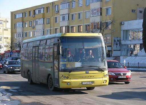 S-a reluat circulaţia autobuzelor pe strada Spitalului