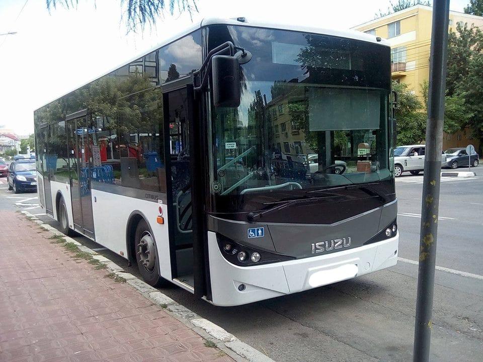De mâine autobuzele nu vor mai circula pe strada Spitalului