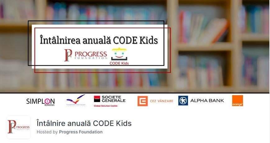 """BJ """"Panait Cerna"""" Tulcea susține proiectul """"CODE Kids – Schimbăm lumea linie cu linie"""""""