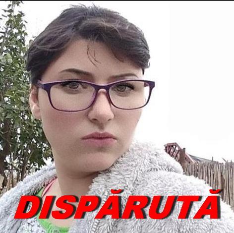 Minoră dispărută! Poliția cere sprijinul populației