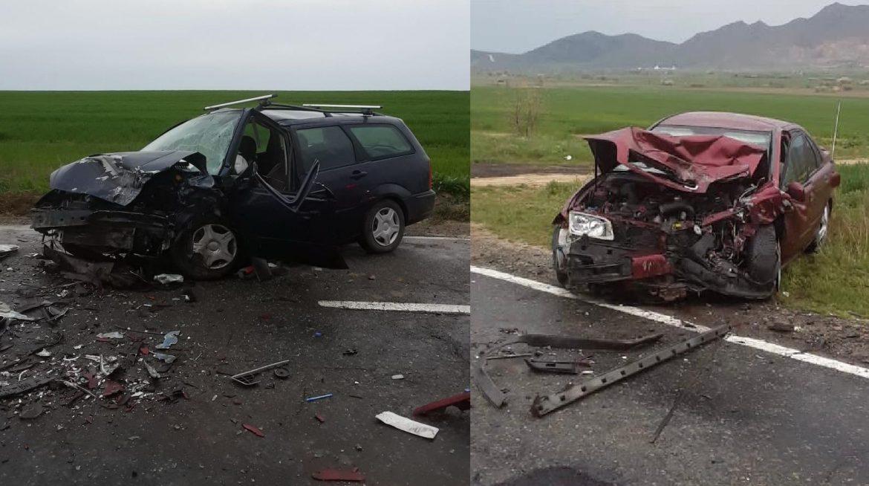 O victimă în comă şi alta rănită grav, în urma unui accident, lângă Măcin