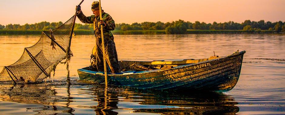 Reglementări ale ARBDD pentru pescuitul comercial