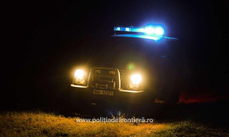 Autoturism de lux căutat în Germania, descoperit de poliţiştii de frontieră la Isaccea