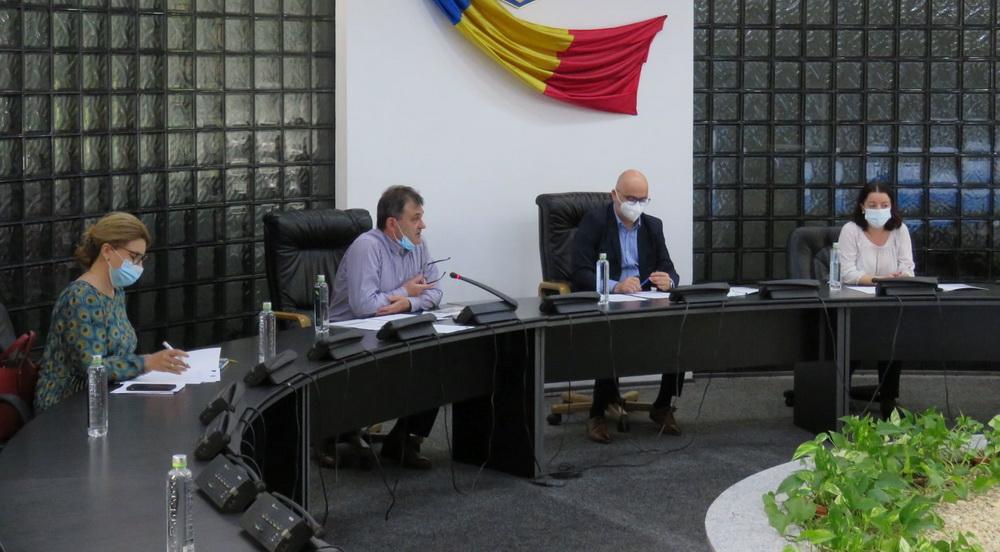 """""""Măsuri inovative de abordare și promovare a prevenirii separării copilului de familie, egalitate de șanse și nediscriminare în județul Tulcea"""""""