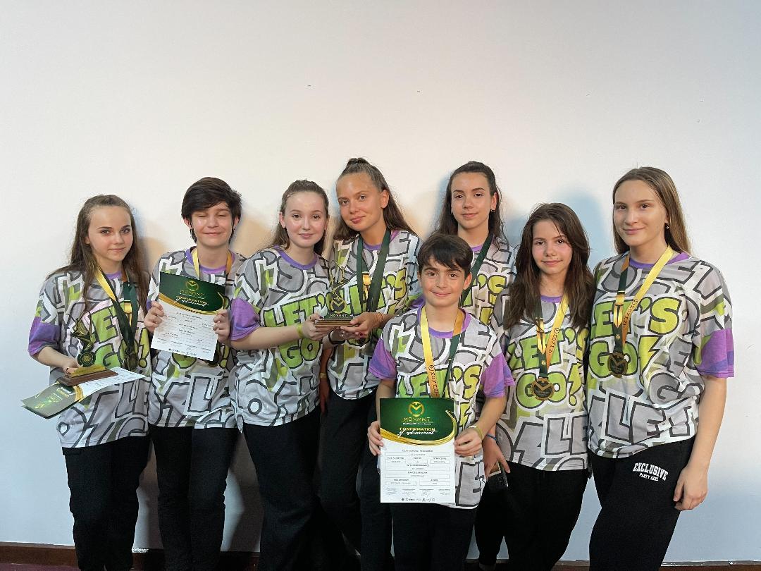 Dansatorii tulceni au câștigat, din nou, toate premiile!