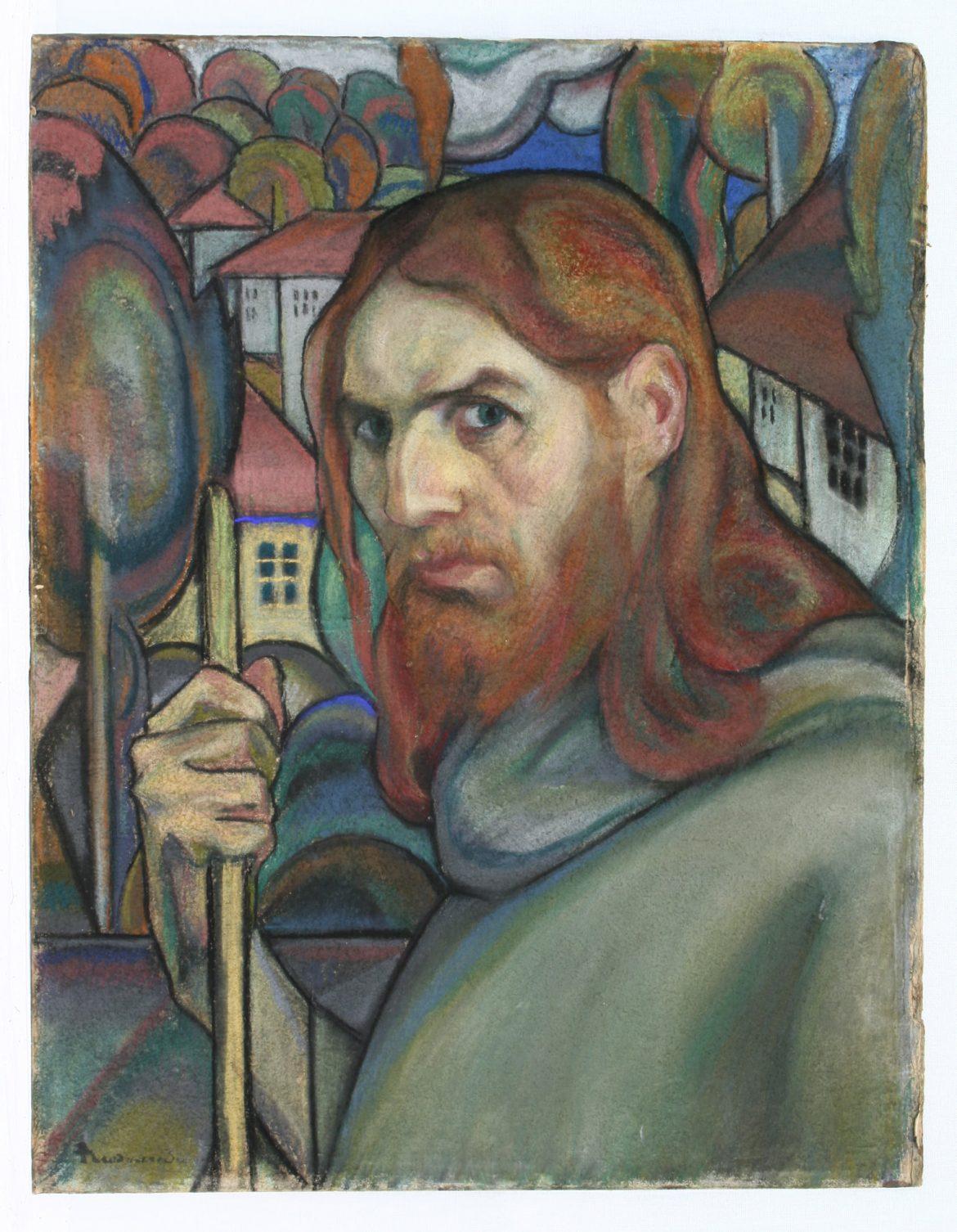 Lucrarea lunii iulie la Muzeul de Artă