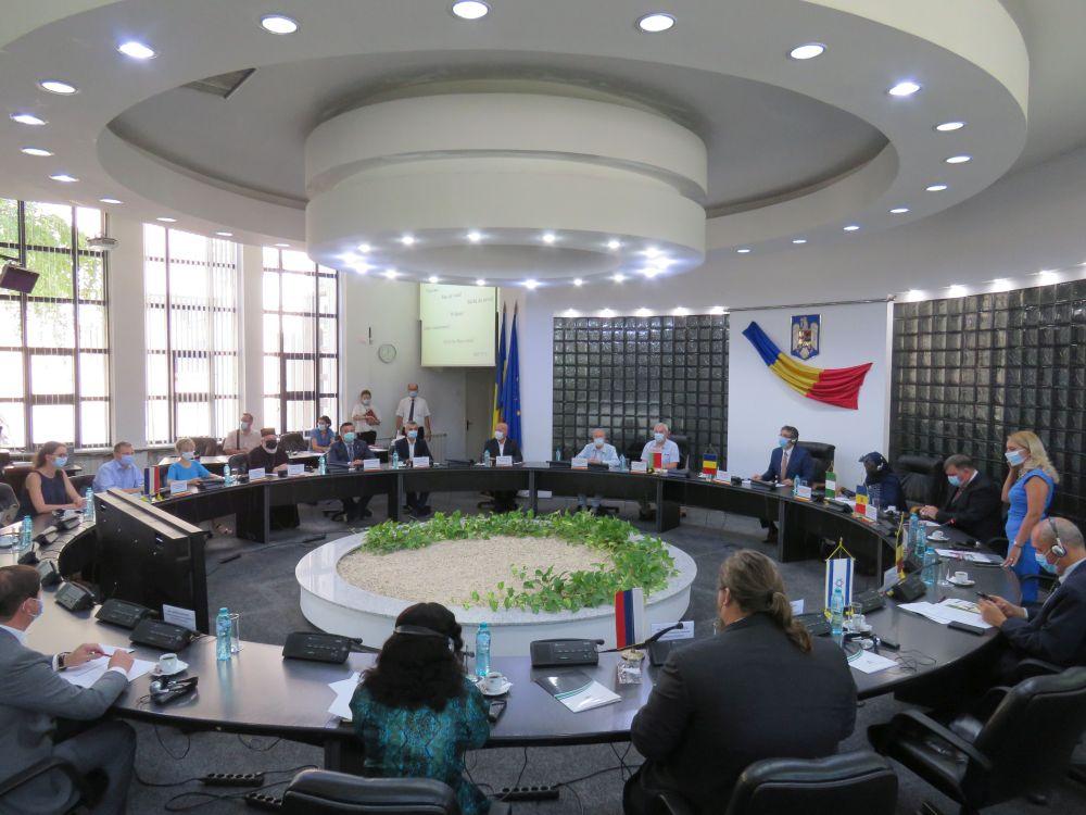 Ambasadori din mai multe state, prezenți la Tulcea
