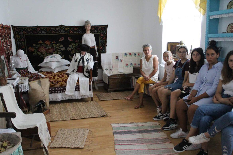 "Proiect / ""Mahmudia – Tradiție și interculturalitate"""